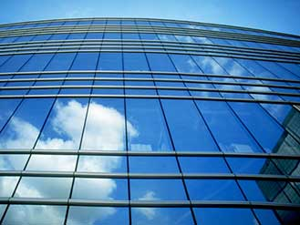 Commercial Window Film for Solar Control and Glare Reduction