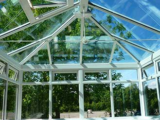 Conservatory Window Film for Solar Control and Glare Reduction