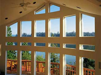 Residential Window Films for Heat, Glare and UV Protection.